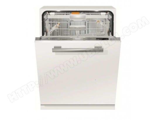 Lave vaisselle tout integrable 60 cm MIELE G6865SCVIXXL