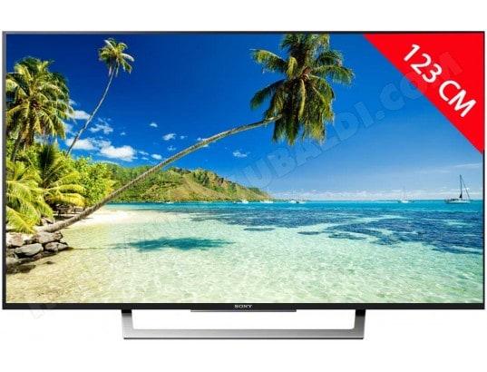 sony kd49xd8005baep tv led 4k 123 cm livraison gratuite. Black Bedroom Furniture Sets. Home Design Ideas