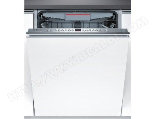 Lave vaisselle tout integrable 60 cm BOSCH SMV46MX03E