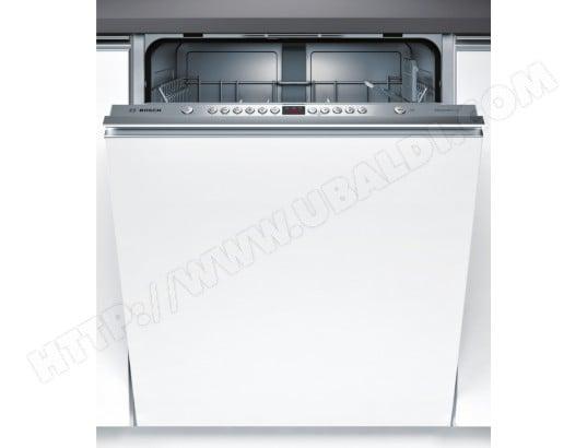 Lave vaisselle tout integrable 60 cm BOSCH SMV46AX01E