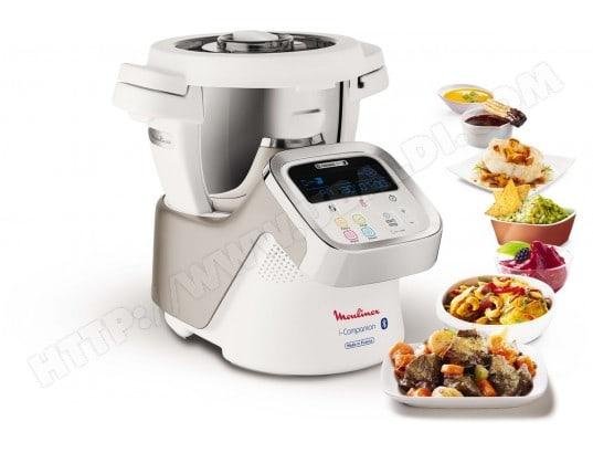Robot cuiseur MOULINEX HF900110 i-Companion
