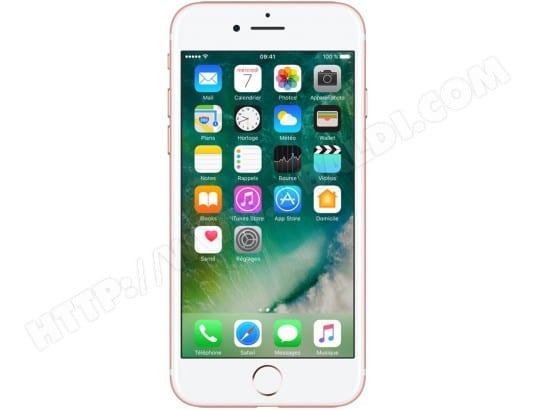 iPhone APPLE iPhone 7 128 Go or rose
