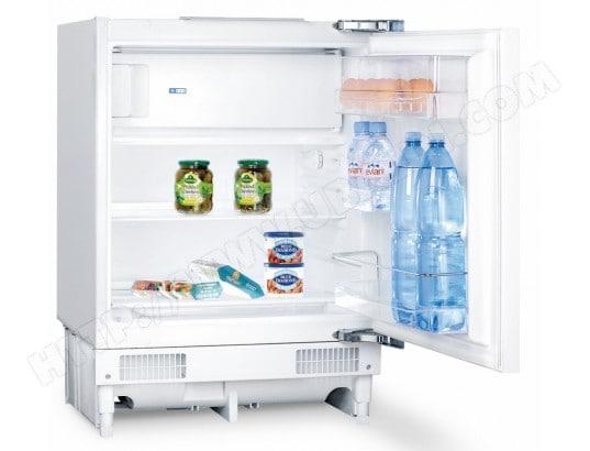 Réfrigérateur encastrable 1 porte CURTISS QTTI120GPL