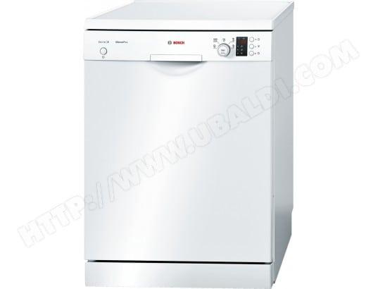 Lave vaisselle 60 cm BOSCH SMS25CW00E