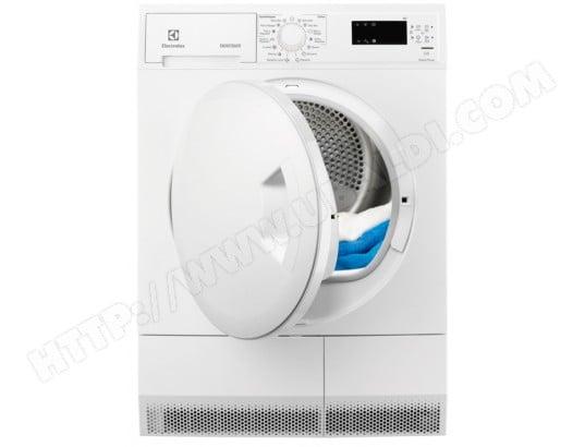 Sèche linge Condensation ELECTROLUX EDH3685PZW