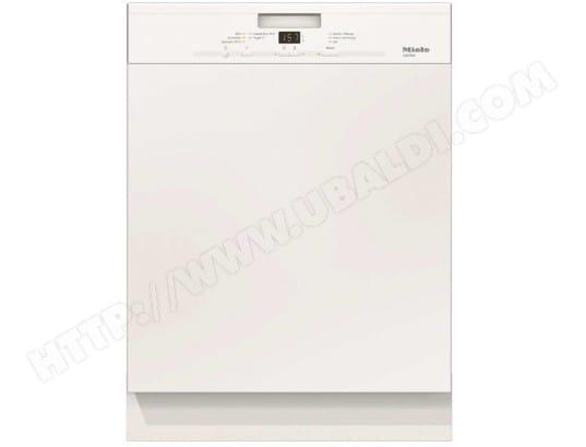 Lave vaisselle integrable 60 cm MIELE G4942SCIBB