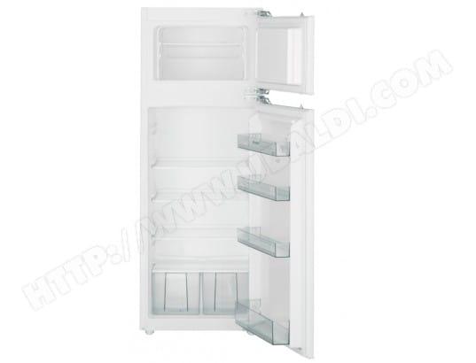 Réfrigérateur congélateur encastrable SHARP SJ-T2214MOX