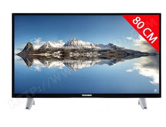 TV LED 80 cm TELEFUNKEN S32N01NC16