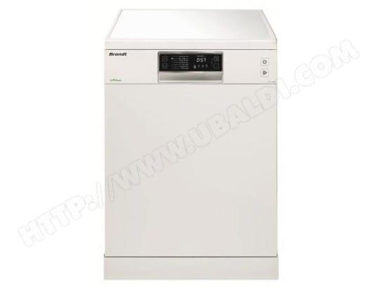 Lave vaisselle 60 cm BRANDT DFH13524W