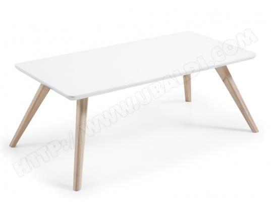 Blanche Cher Bois Basse X 60 120 Table Et Lf Cm Quatre Pas Tl1FKJc