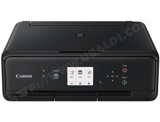 Imprimante multifonction jet d'encre CANON Pixma TS5050 noir