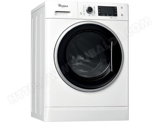 whirlpool wwdp10716 pas cher lave linge sechant frontal whirlpool livraison gratuite. Black Bedroom Furniture Sets. Home Design Ideas