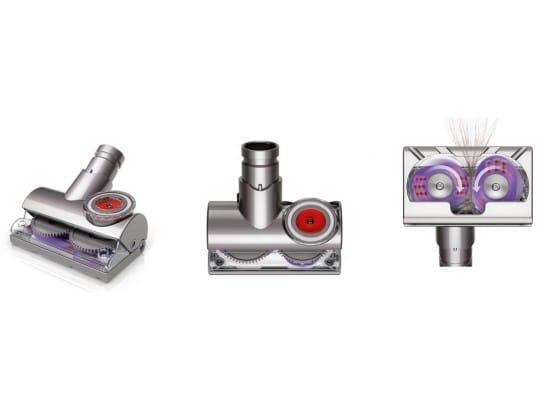 Accessoire aspirateur DYSON 925067-01 Brosse auto-démêlante.