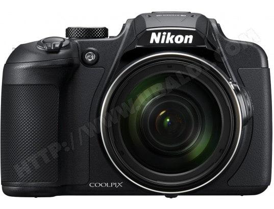 Appareil photo numérique bridge NIKON CoolPix B700 noir
