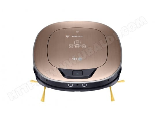 Aspirateur robot LG VR9627PG - HOM-BOT Square Turbo