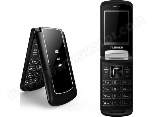 Mobile nu TELEFUNKEN TM28.1 noir