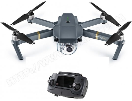 Drone DJI INNOVATION Mavic Pro