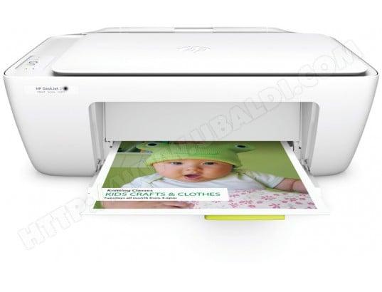 Imprimante multifonction jet d'encre HP DeskJet 2136