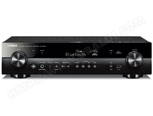 Ampli tuner audio vidéo YAMAHA RX-S601 Black