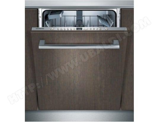 Lave vaisselle tout integrable 60 cm SIEMENS SN636X03IE
