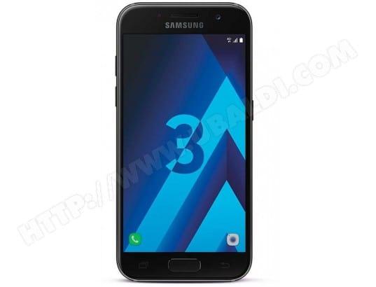 Smartphone SAMSUNG Galaxy A3 2017 noir 16 Go
