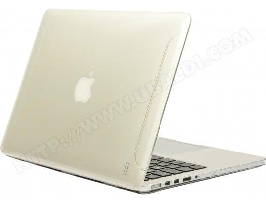Coque Macbook AIINO MacBook Case Retina 15 transparent glossy
