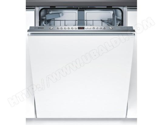 Lave vaisselle tout integrable 60 cm BOSCH SMV46AX04E