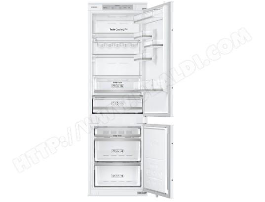 Réfrigérateur congélateur encastrable SAMSUNG BRB260076WW