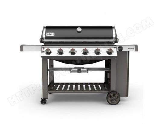 Barbecue gaz WEBER Genesis II E-610 GBS Black