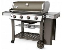 Barbecue gaz WEBER Genesis II E-410 GBS Smoke Grey