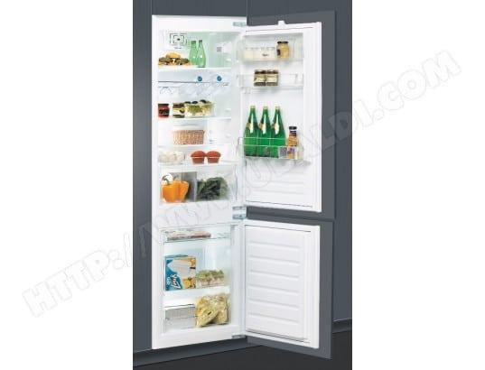 Réfrigérateur congélateur encastrable WHIRLPOOL ART6614A+SF