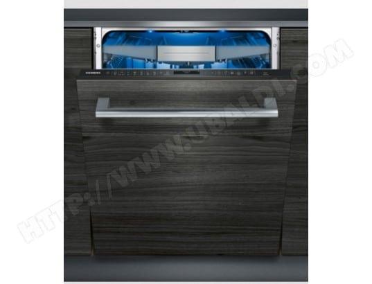 siemens sn658x26te lave vaisselle tout integrable 60 cm. Black Bedroom Furniture Sets. Home Design Ideas