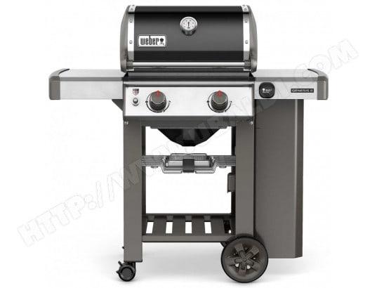 Barbecue gaz WEBER Genesis II E-210 GBS Black