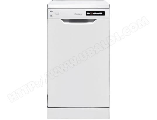 Lave vaisselle 45 cm CANDY CDP2D1047W-47