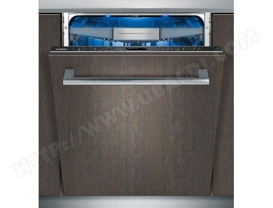 Lave vaisselle tout integrable 60 cm SIEMENS SN678X36TE