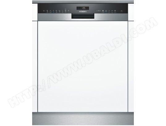 Lave vaisselle integrable 60 cm SIEMENS SN558S02ME