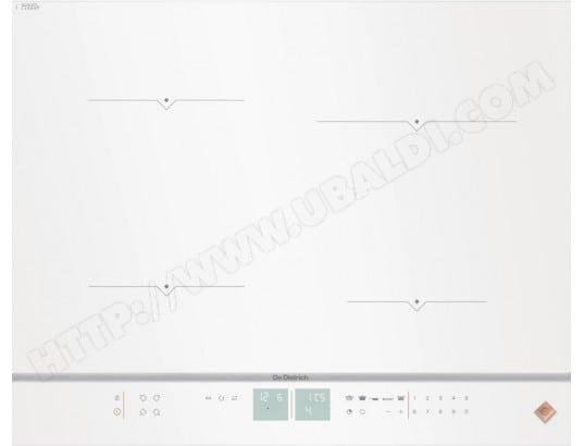 De dietrich dpi7670w plaque induction pas cher - Table de cuisson induction blanche ...