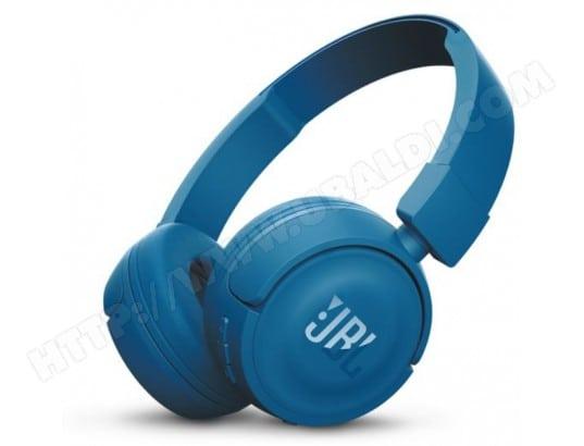 Casque sans fil JBL T 450 BT Bleu