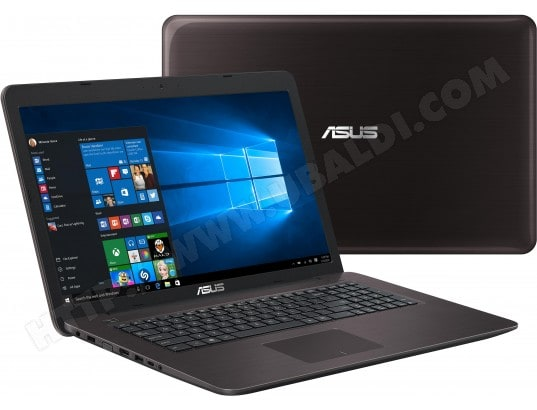 Ordinateur portable ASUS X756UA-TY328TB (sacoche et souris inclus)