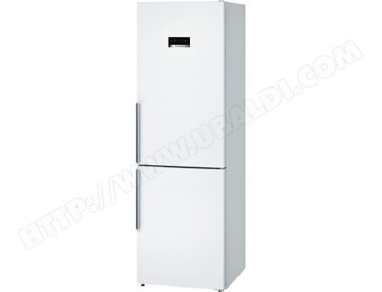 Réfrigérateur congélateur bas BOSCH KGN36XW35