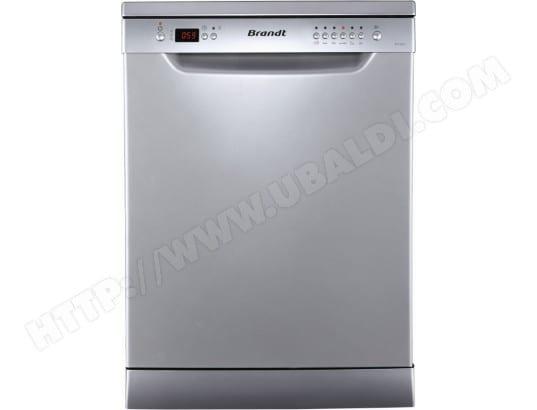 Lave vaisselle 60 cm BRANDT DFH12227S