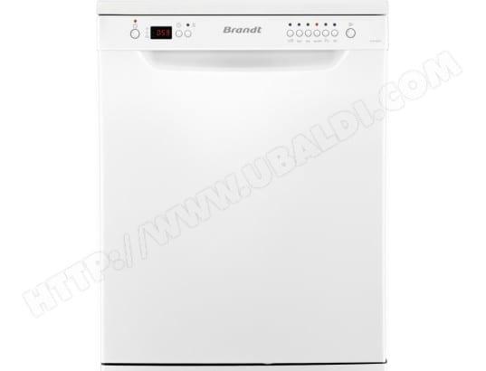 Lave vaisselle 60 cm BRANDT DFH12227W