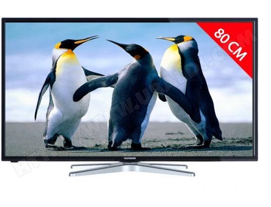 telefunken p32nf02nc17 tv led full hd 80 cm livraison gratuite. Black Bedroom Furniture Sets. Home Design Ideas