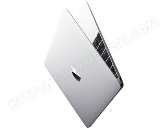 MacBook APPLE MacBook 12'' Core i5 512Go 8Go argent 2017