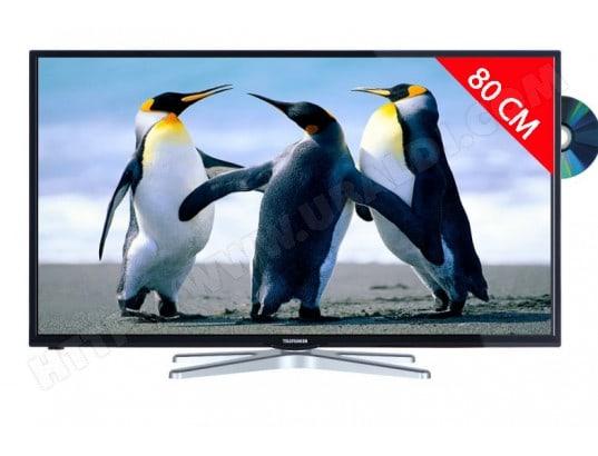 TV LED Full HD 80 cm TELEFUNKEN FP32CB02C17C