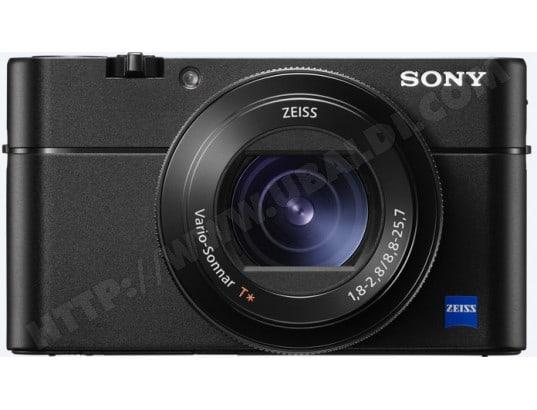 Appareil photo numérique compact SONY CyberShot DSC-RX100M5
