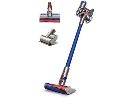 dyson v7 fluffy pas cher aspirateur balai livraison gratuite. Black Bedroom Furniture Sets. Home Design Ideas
