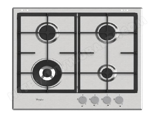 whirlpool gma6422ixl plaque gaz pas cher. Black Bedroom Furniture Sets. Home Design Ideas