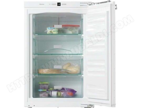 Congélateur encastrable armoire MIELE f32202i