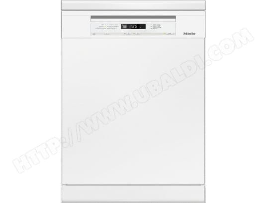 Lave vaisselle 60 cm MIELE G6630SC